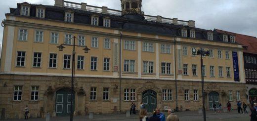 Stadtschloss in Eisenach